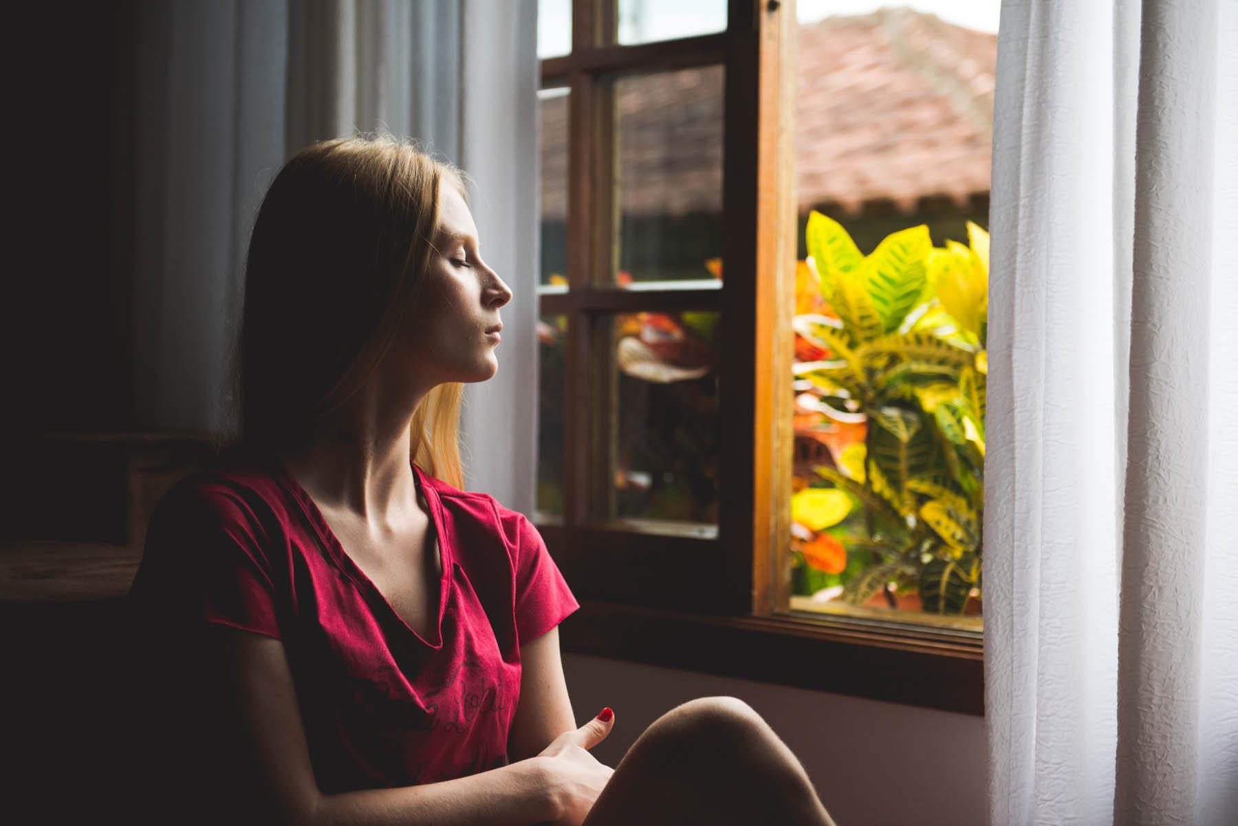 Depresja a Mindfulness